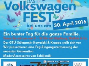 Das Volkswagen Fest