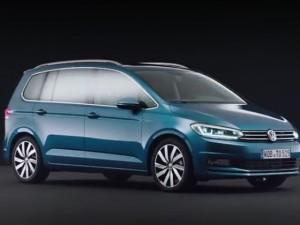 Touran Volkswagen 2015