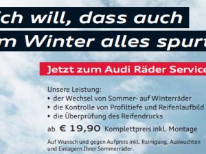 Audi Räder Service